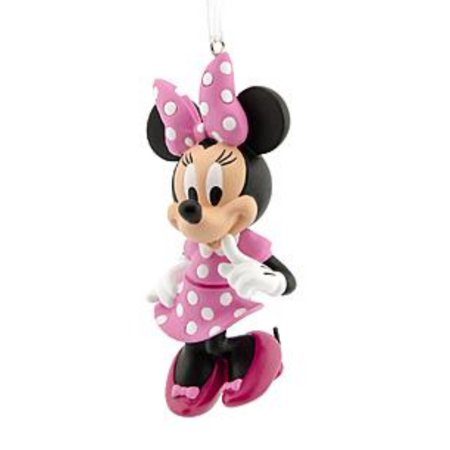 Disney Minnie Mouse Christmas Tree Ornament Minnie Bowtique