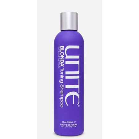 - Unite Blonda Toning Shampoo, 8 Oz