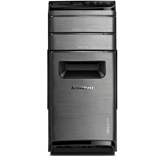 Lenovo IdeaCentre K410 57308927 Desktop PC with Intel Core i3-3220 Processor, 6GB Memory, 1TB Hard Drive and Windows 8 (Monitor Not Included)
