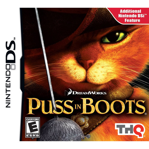 Puss in Boots (DS)