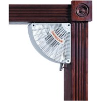 Corner Doorway Mounted Box Fan with 10' L Electric Cord and Hardware