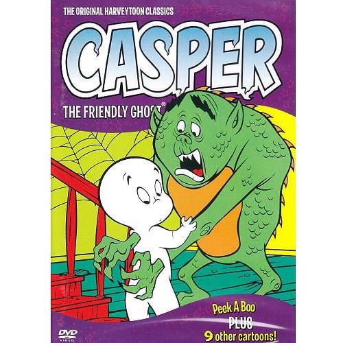 Casper The Friendly Ghost: Peek A Boo (75 Anniversary Edition) (Full Frame) by