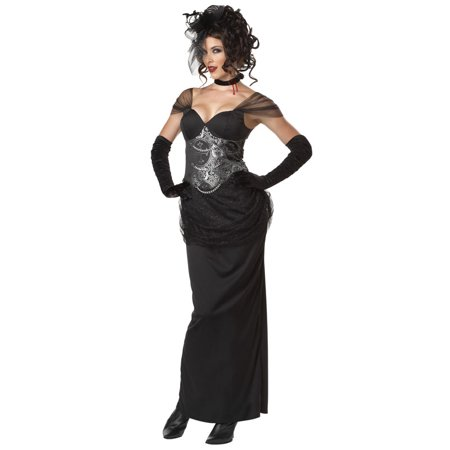 Victorian Vampiress Adult Costume
