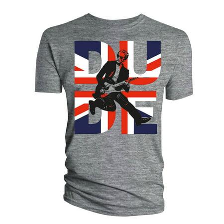 Doctor Who Classic Womens T-Shirt Dude Union Jack](Union Jack Dress)