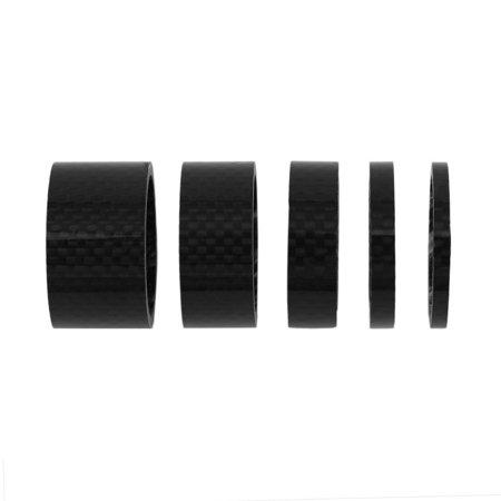Bicycle Bike MTB Carbon Fiber Washers Headset Spacer 3mm 5mm 10mm 15mm 20mm - image 6 de 7