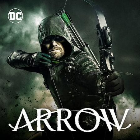 Arrow: The Complete Sixth Season (DVD)