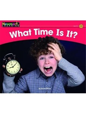Newmark Learning NL0015 Math - Volume 1 - What Time Is It