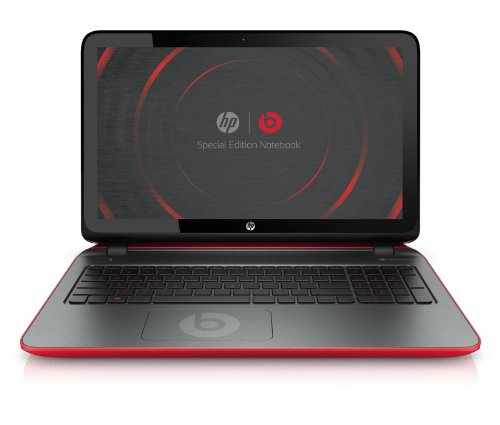 "HP 15-p030nr Beats 15.6"" HD Notebook PC - AMD Quad-Core A..."