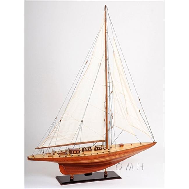 Old Modern Handicrafts Y044 Shamrock Yacht L by Old Modern Handicrafts