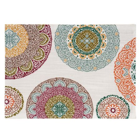 Better Homes And Gardens Lace Fans Placemat