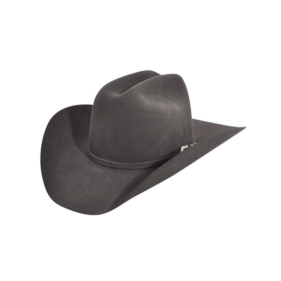 65e6819180a Bailey Western - Bailey Cowboy Hat Mens Silver Buckle Cattleman ...