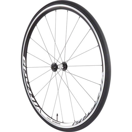 Vittoria Session Wheelset: 700c Clincher, QRx100mm Front / QRx135mm Rear, Shimano Freehub,