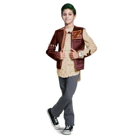 Z-O-M-B-I-E-S Zed Zombie Deluxe Child Costume - Zombie Costume For Men