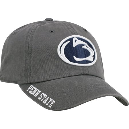 Men's Russell Charcoal Penn State Nittany Lions Washed Adjustable Hat - OSFA ()