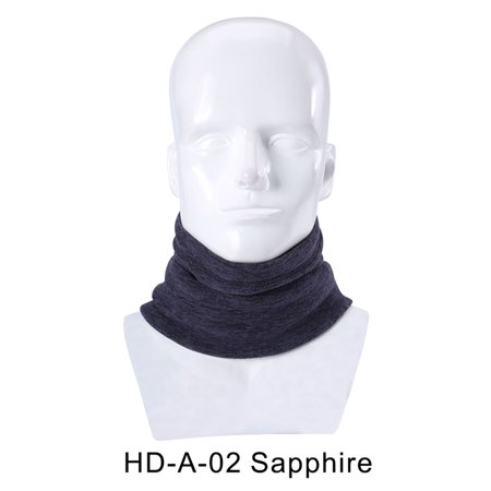 AIHOME Fleece Sports Neckerchief Thickened Riding Hat Thermal Warm Scarf Ski Mask Cap Face Cover Beanie Balaclava Hood - image 1 of 2