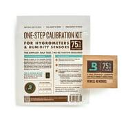 Boveda 1-Step 75% RH Calibration Kit   Precise Test for Hygrometers   1-Count