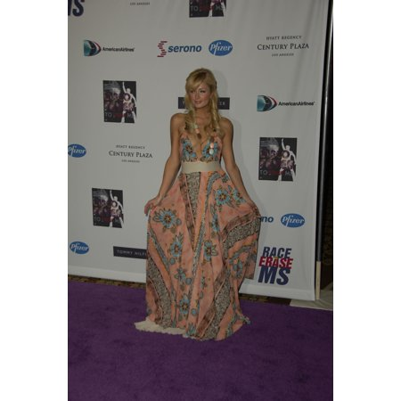 Paris Hilton At Arrivals For The 13Th Annual Race To Erase Ms Gala To Benefit The Nancy Davis Foundation For Multiple Sclerosis The Hyatt Regency Century Plaza Hotel & Spa Los Angeles Ca May 12 2006 P