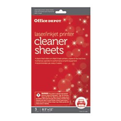 Office Depot OD2537 Printer/Copier/Fax Cleaning Kit, OD2537 (Office Depot Nearby)