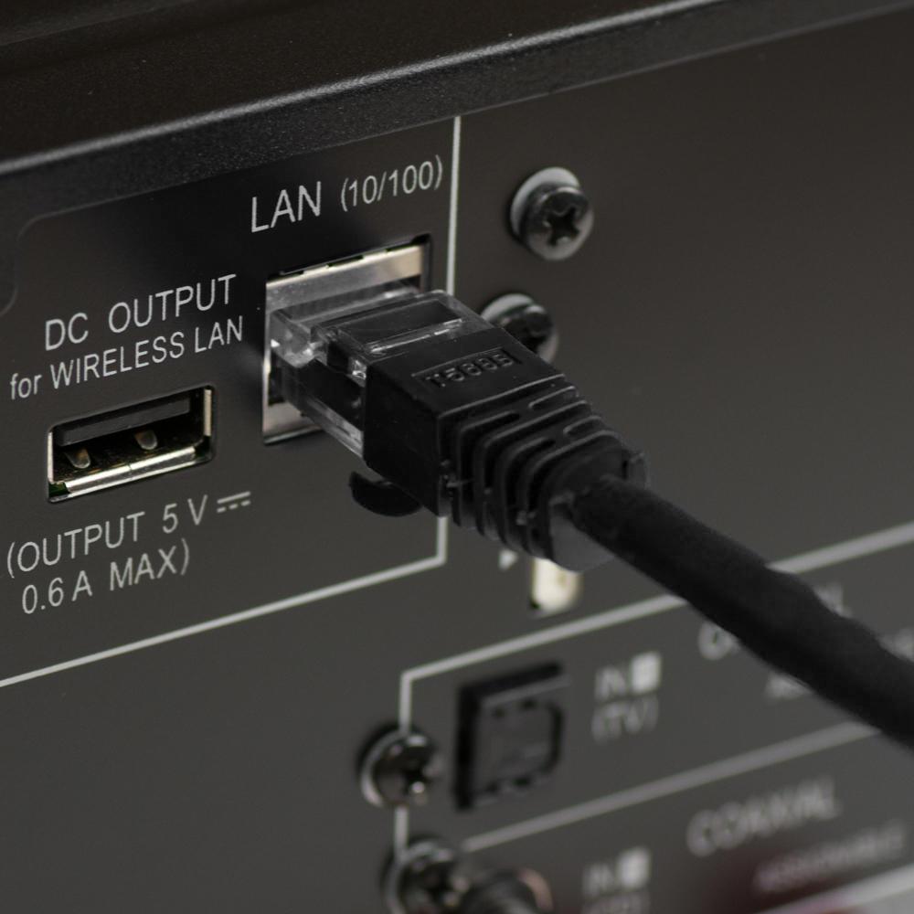 Primecables 174 6ft Cat6 Ethernet Network Cable 550mhz Utp