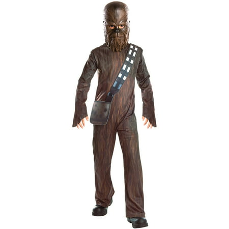Chewbacca Child Halloween Costume - Toddler Chewbacca Costume