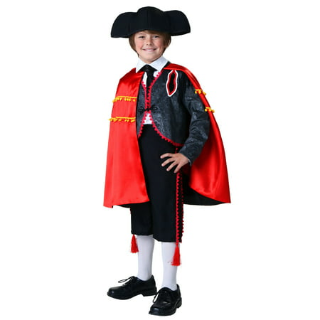 Kids Matador Costume