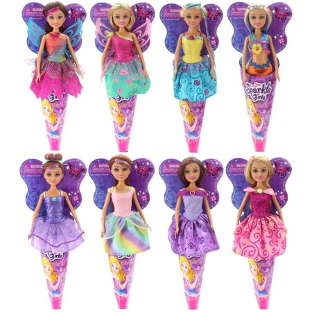 Funville Sparkle Girlz Fantasy Doll Item may vary