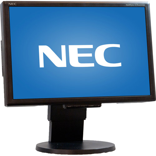 "NEC Refurbished 20"" LCD Monitor (WA7-0014 Black)"