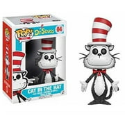 FUNKO POP! BOOKS: DR. SEUSS - CAT IN THE HAT