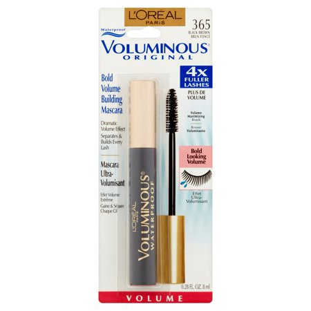 Loreal Paris Voluminous Waterproof Mascara