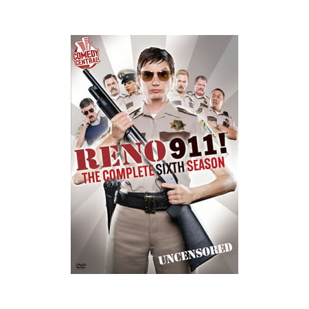 Reno 911: The Complete Sixth Season (DVD)
