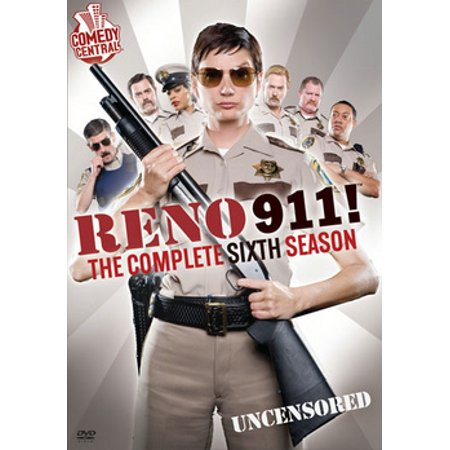Reno 911: The Complete Sixth Season (DVD)](Reno 911 Characters)