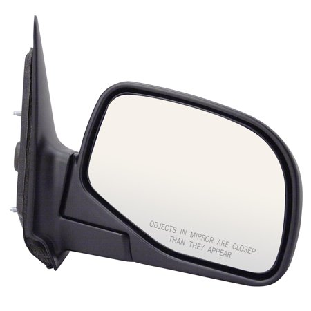For Ford Ranger Passenger Side Manual Replacement Mirror (3040011) 88 Ford Ranger Manual