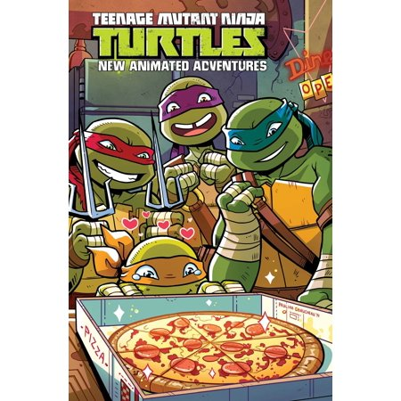 Teenage Mutant Ninja Turtles: New Animated Adventures Omnibus Volume 2 Teenage Mutant Ninja Turtles Ii Nes