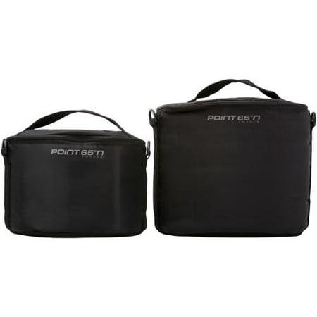 Point 65 Carrying Case For Camera, Camera Lens, Camera Flash - Shoulder Strap (000000503385)
