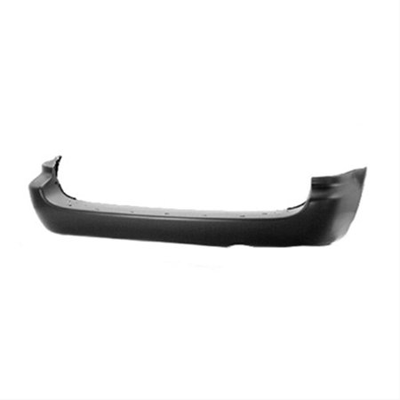 NEW REAR BUMPER COVER FITS 2001-2007 DODGE CARAVAN 5018630AA CAPA