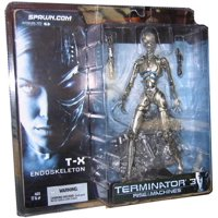 McFarlane The Terminator Rise of the Machines T-X Endoskeleton Action Figure