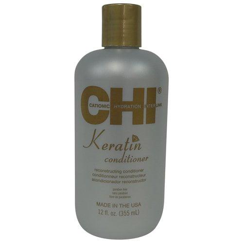 CHI Keratin Conditioner, 12 fl oz