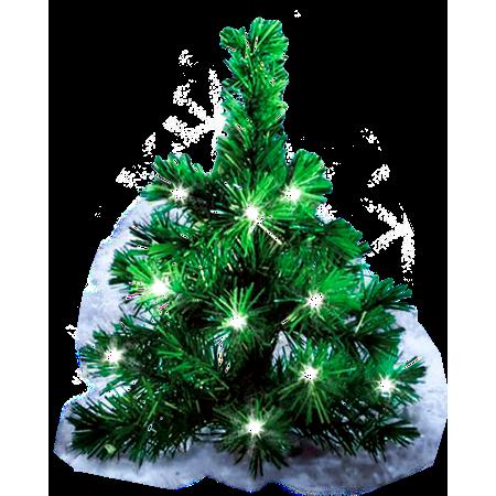 Solar Evergreens - Set of 5 Evergreen Trees