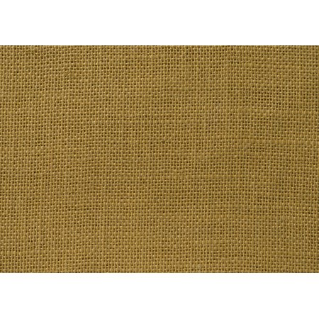 "Burlap Hopsack Fabric, 48"" Wide, Butter, 10 Yard Pre-Cut"
