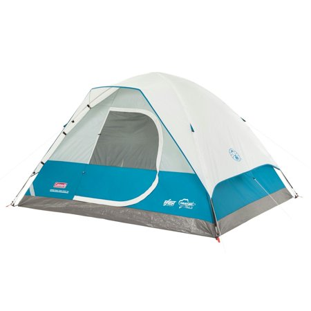Coleman Longs Peak 4 Person Fast Pitch Dome Tent - High Peak Camping Tents