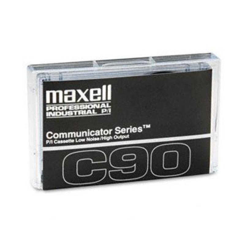 MAX102211 Maxell Standard Dictation Audio Cassette by Maxell