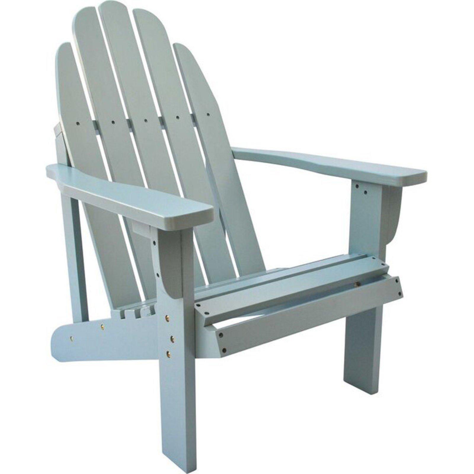 Shine Company Catalina Adirondack Chair - Dutch Blue