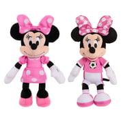 Disney Junior's Minnie Happy Helpers Bean Plush 2-Pack