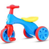 Toddler Tricycle Balance Bike Gift with Storage Box
