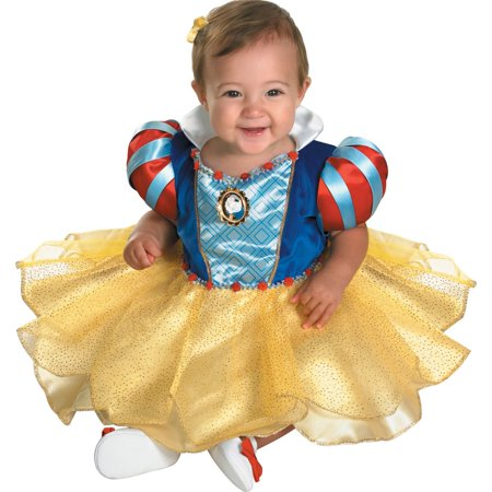 Snow White Infant - The 7 Dwarfs Halloween Costumes