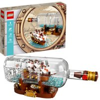 Deals on LEGO Ideas Ship in a Bottle 21313 + $10 Target GC