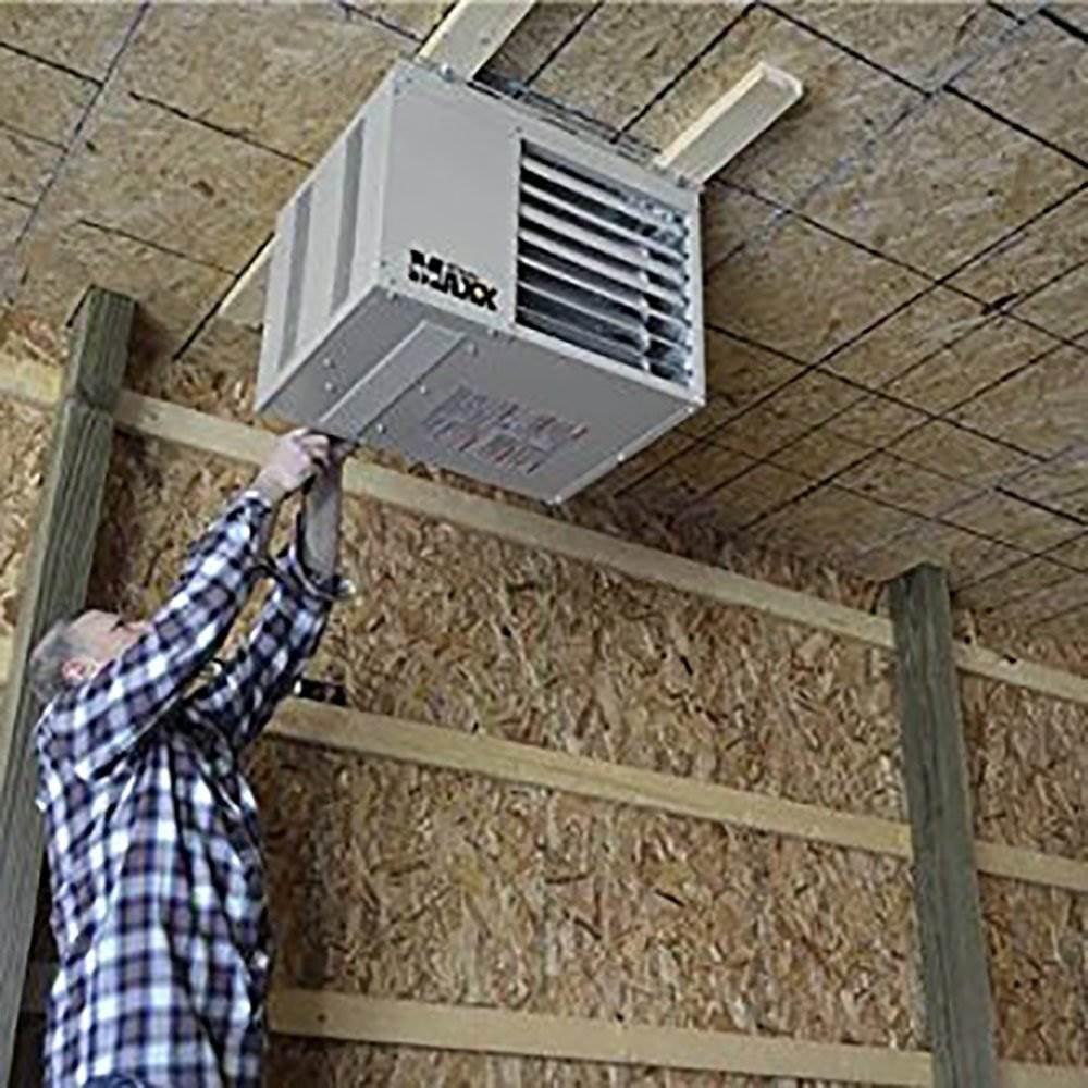 Mr Heater 80 000 Btu Big Maxx Natural Gas Garage
