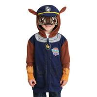 Nickelodeon Little Boys' Chase Costume Zip-up Hoodie