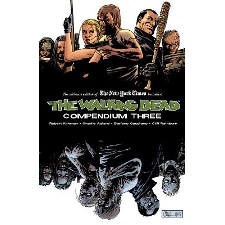 The Walking Dead Compendium (Volume 3) (Issues #97-144) - Walking Dead Decorations