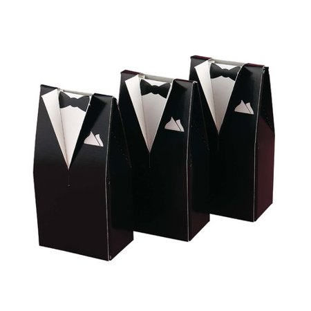 - Le Prise Tuxedo 25 Piece Favor Box Set